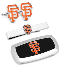 San Francisco Giants 3-Piece Cushion Gift Set