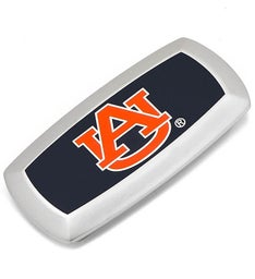 Auburn University Tigers Cushion Money Clip