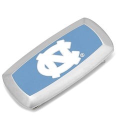 University of North Carolina Tarheels Money Clip