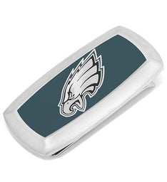 Philadelphia Eagles Cushion Money Clip