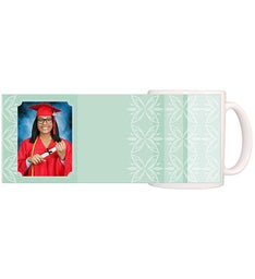 Personalized Tropical Magic Mug