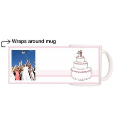 Personalized Cake Magic Mug