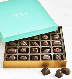 Neuhaus All Dark Assorted Belgian Chocolates