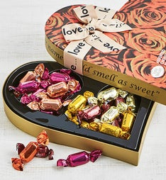 Seattle Chocolate Romeo & Juliet Valentine Heart