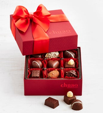 Chuao Chefs Favorite Bon Bon Collection 9pc