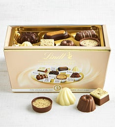 Lindt Creations Dessert Chocolate 21pc Ballotin