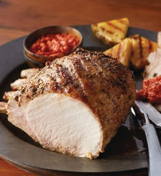 Five-Bone Natural Pork Roast