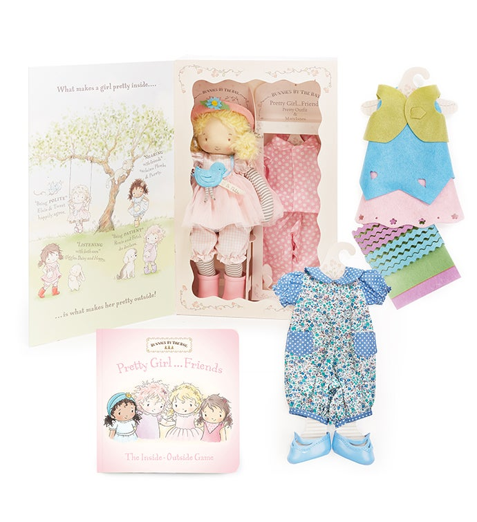 Elsie Girl Friend Doll and Book Gift Set