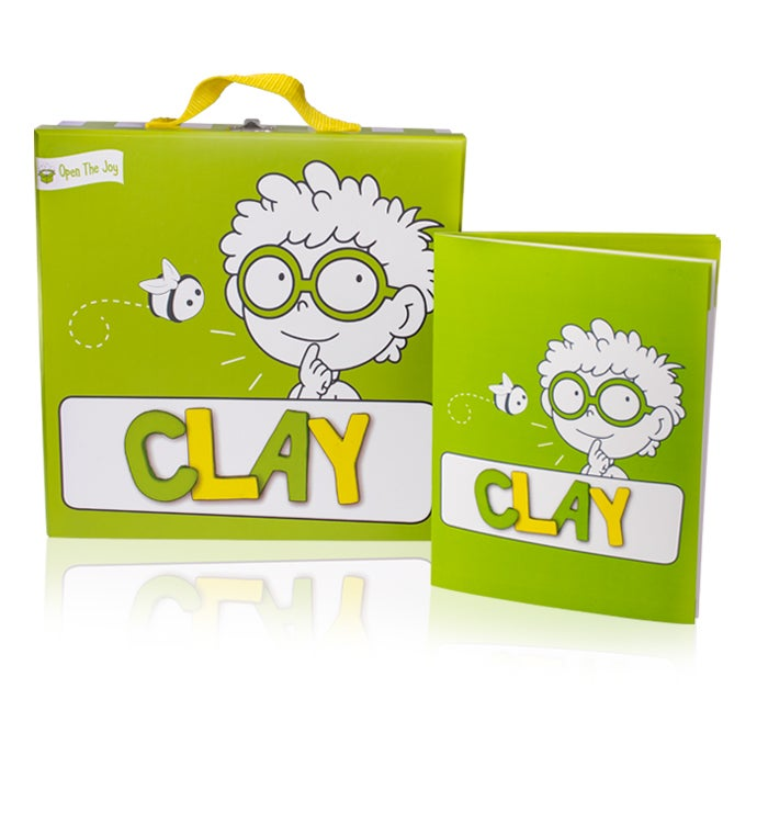 Clay Activity Kit