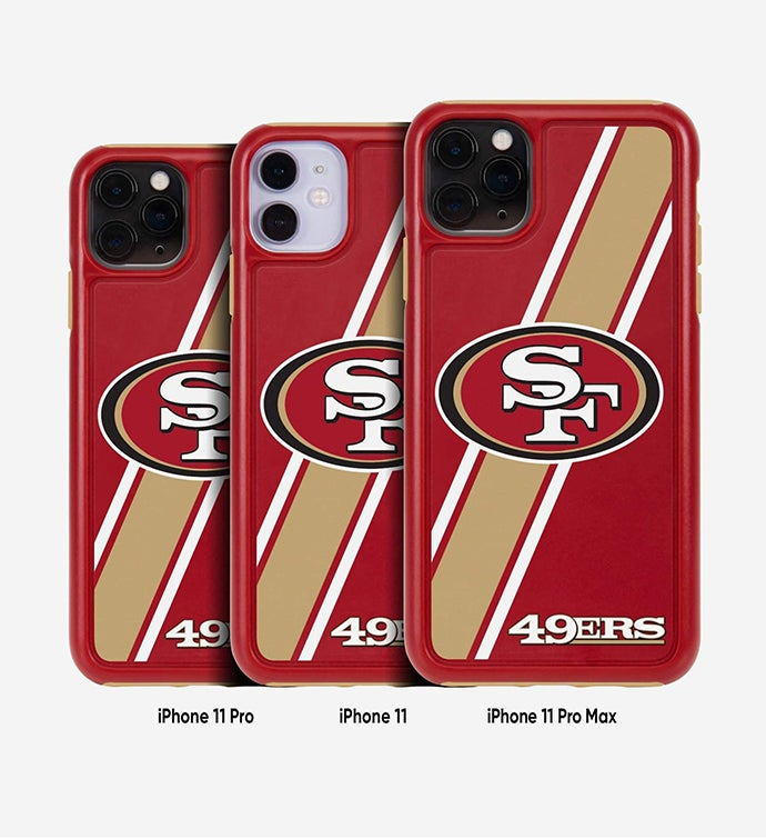NFL iPhone 11 Cell Phone Case