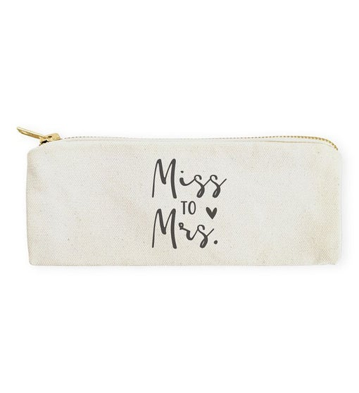 Wedding Pencil Case & Travel Pouch