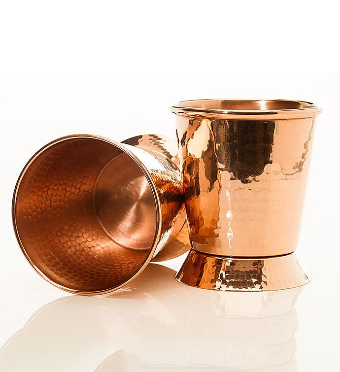 Mint Julep Cup Set
