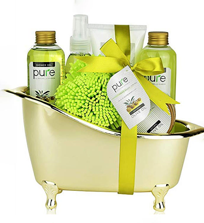 Hydrating Olive Oil Skin Therapy Kit