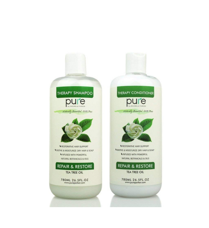 PURE Tea Tree Oil Shampoo  Conditioner Set