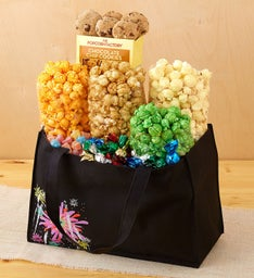 Fireworks Tote Bag of Treats