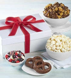 Simply White Gift Box