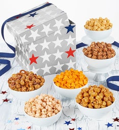 Patriotic Snack in a Box