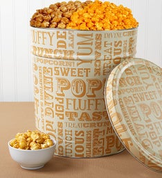 3-1/2 Gallon Popcorn Lovers Pick-a-Flavor