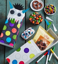 Decorate Your Own Monster Box