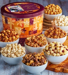 Fall Splendor Popcorn Assortment