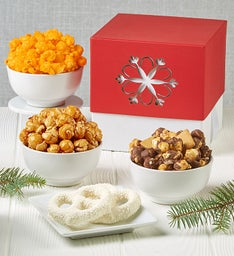 Snowflake Cut Out Box