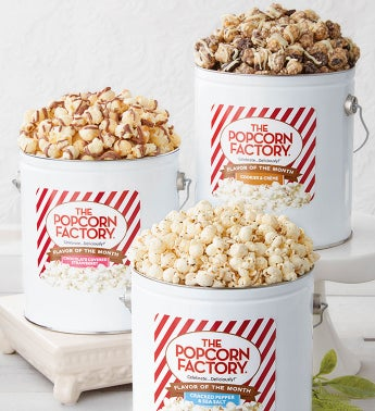 Popcorn Lovers Flavor of the Month Club