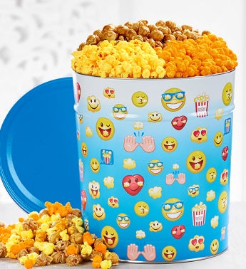 Laugh Out Loud Popcorn Tins