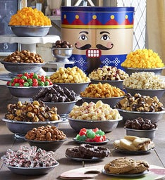 Nutcracker Tin Ultimate Snack Assortment