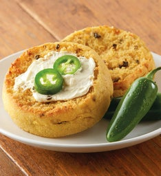 Jalapeno Cheddar Signature Muffins