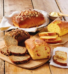 Create-Your-Own Country Tea Breads - 4 Packages