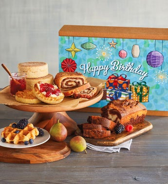 Mix  Match Birthday Bakery Gift - Pick 4